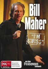 Bill Maher - I'm Swiss (DVD, 2010)