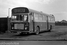 Hartlepool Borough Transport No.50 Depot Bus Photo