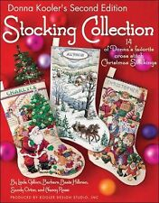 Donna Kooler's Stocking Collection : 15 of Donna's Favorite Cross Stich...