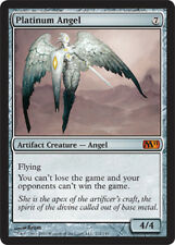 [1x] Platinum Angel - Foil [x1] Magic 2011 Slight Play, English -BFG- MTG Magic