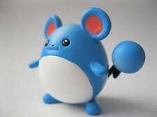 MARILL stamped Tomy PVC Pokemon figure about 1.75 inches tall