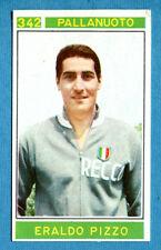 Figurina/Sticker CAMPIONI DELLO SPORT 1967/68-n. 342 - E. PIZZO - NUOTO -Rec
