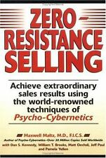 Zero Resistance Selling by Maltz, Maxwell