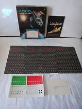 MAYDAY Ship-to-Ship Space Combat~Game Designers Workshop 1983~UNPUNCHED!!!