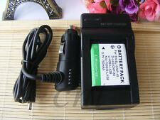 Battery + Charger for FUJI FUJIFILM NP-45 NP-45A NP45A BC45A Z10fd Z20fd J35