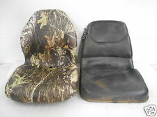 CAMO SEAT FOR JOHN DEERE 755, 855 & 955 COMPACT TRACTOR #FP