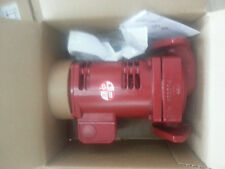 Outdoor Wood Furnace boiler circulation pump BELL & GOSSET PL55