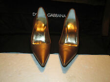 dolce and gabbana women shoes 37.5