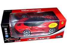XQ  R/C RADIO REMOTE CONTROL CAR LA FERRARI LaFerrari NEW 2014 ENZO 1/18 RED