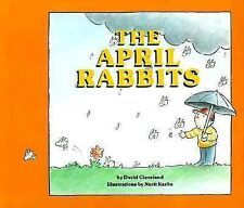 Kids paperback gr k-2:The April Rabbits-why does Robert see more+more rabbits?