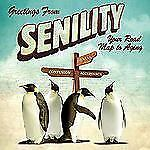 Willow Creek - Greetings From Senility (2010) - New - Trade Cloth (Hardcove