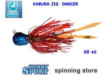 KABURA DANCER  BLU 40 GR - SKIRT ROSSO SR - ARTICO