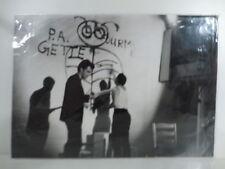 La formica di J.  Philippe, In scena Bertini et Dybeck 1965,Fotografia originale