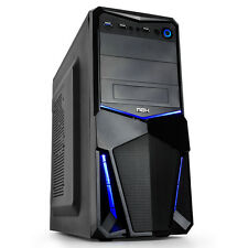 ORDENADOR NUEVO PC AMD QUAD CORE 5,2GHz, 8GB, 120GB SSD, HDMI, DVI, USB3, 600W