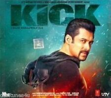 KICK - SALMAN KHAN - ORIGINAL BOLLYWOOD SOUNDTRACK CD - FREE POST