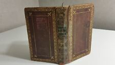 Antique 1826 Gay's Fables and Other Poems