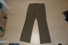 Mexx Jeans Hose W 33 Herren // schlamm khaki oliv