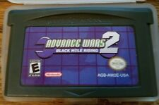 Advance Wars 2: Black Hole Rising (Nintendo Game Boy Advance, 2003)