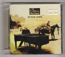 (GZ232) Elton John, The Captain & The Kid - 2006 CD