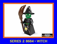 LEGO Minifigures Series 2 8684 Witch