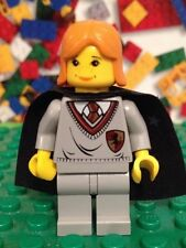 Lego Harry Potter Ginny Weasley Minifigure 4730 With Freckled Cheeks
