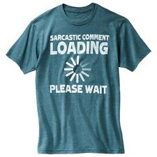 Sarcastic Comment Men's T-Shirt