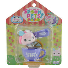 SEGA TOYS  SPOON PETS spoon pet Pop Check (rabbit · pink) Rare vers.