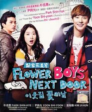 'FLOWER BOYS NEXT DOOR' KOREAN DRAMA (4 DVD)_ Excellent ENG SUB NTSC Boxset