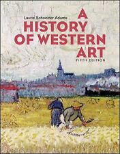 A History of Western Art by Adams, Laurie