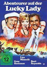 """OVP Gene Hackman, Liza Minnelli, Burt Reynolds """"ABENTEUER AUF DER LUCKY LADY"""""""