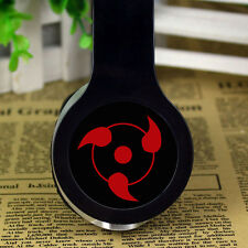 Anime NARUTO Syaringan Earphone Foldable Headband Headphone PC Phone MP3 Headset