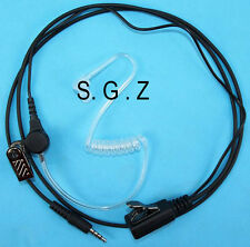 FBI Covert Acoustic Headphone/Earphone/earpiece Mic For Apple iPhone 3G 4 4S 5