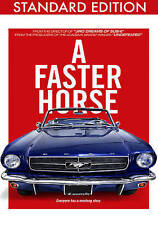 A Faster Horse (DVD, 2016) Brand New Ships Worldwide