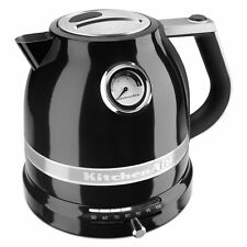 Kitchenaid KEK1522 Pro Line Series Electric Kettle Onyx Black KEK1522OB NEW!