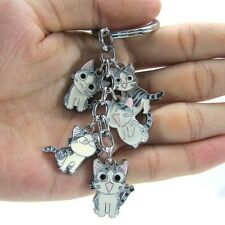 chi's sweet house cute metal keychain key chain gift new