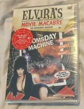 Elvira's Movie Macabre: The Doomsday Machine DVD Brand New