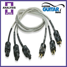 ANALYSIS PLUS Power Oval 2, 320IEC/5266i, Power Supply Cable, Length 4ft