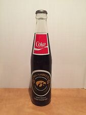 Coca-cola Rose Bowl 1982  Iowa Hawkyes 1981 Big Ten Co Champions bottle Original
