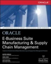 Oracle Press: Oracle e-Business Suite Manufacturing and Supply Chain...