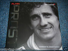 ALAIN PROST MCLAREN MP4 WILLIAMS FW15C RENAULT RE40 FERRARI 641 F1 AYRTON SENNA