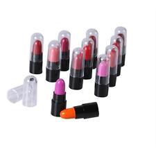 12pz/lotto Trucco Rossetto Velluto Opaco Impermeabile Cosmetico 12 Colore GG