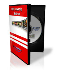 AVI WMV MPEG DIVX MP4 TO DVD CONVERTER & BURN SOFTWARE