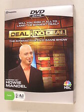 Deal or No Deal: The Interactive DVD Game Show (DVD Video Game, 2006)
