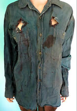 Resident Evil: Afterlife Screen-Worn Zombie Costume w/ COA - Horror Movie Prop!