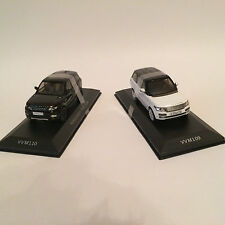 Set RANGE ROVER SPORT 2014 santorini black and VOGUE Edition 1:43 VVM-PremiumX