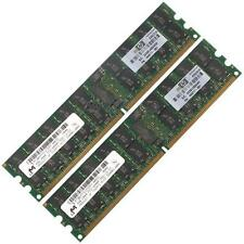 HP DDR2-RAM 8GB Kit 2x4GB PC2-6400P ECC 2R - 497767-B21 DL 385 G5