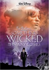 Something Wicked This Way Comes R- PG  [DVD] Jason Robards HKS [TRAILER INSIDE]