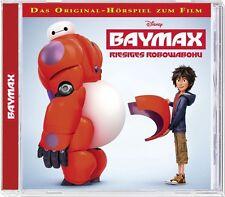 Disney´s Baymax - Riesiges Robowabohu - CD - Hörspiel / Hörbuch - *NEU*