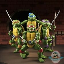 S.H. Figuarts Set of 4 Teenage Mutant Ninja Turtles Tamashii Nations