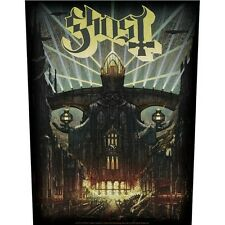 Ghost Meliora Jacket Back Patch Official Backpatch Metal Rock Band Merch